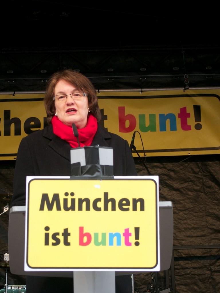 Bürgermeisterin Christine Strobl - Foto: Stefan Lorenz