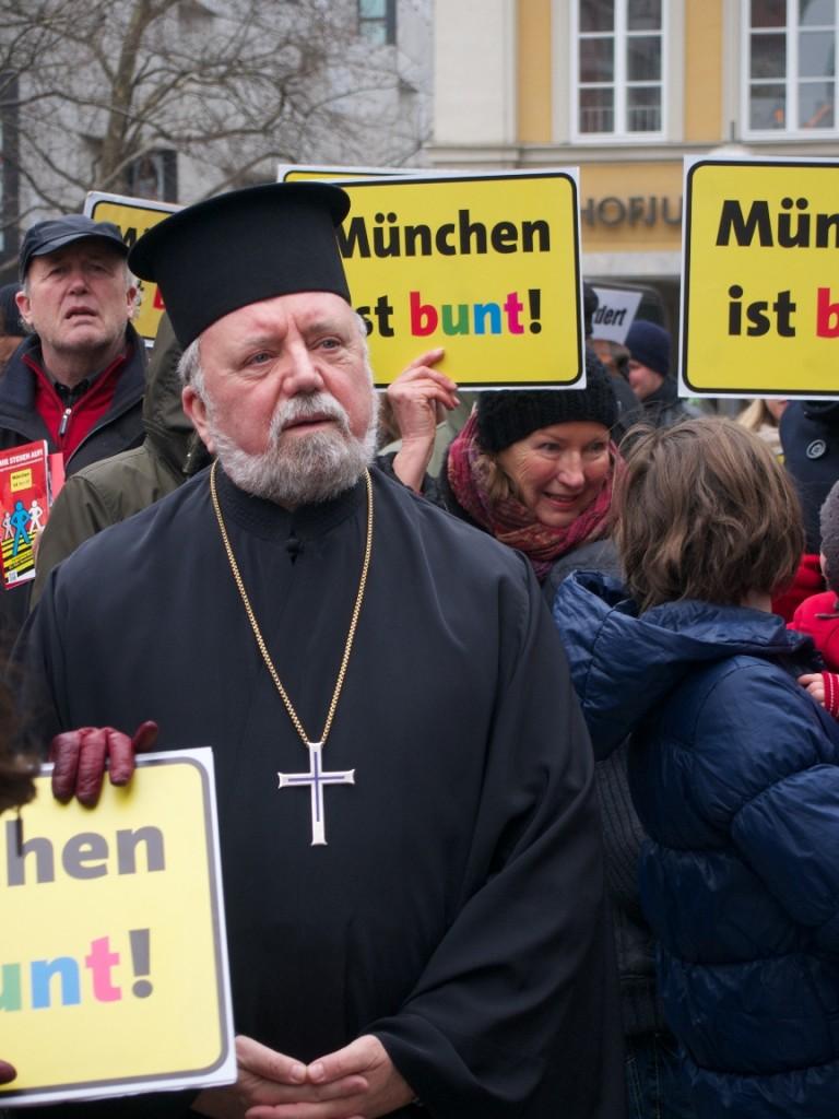 Erzpriester Malamouissis - Foto: Stefan Lorenz