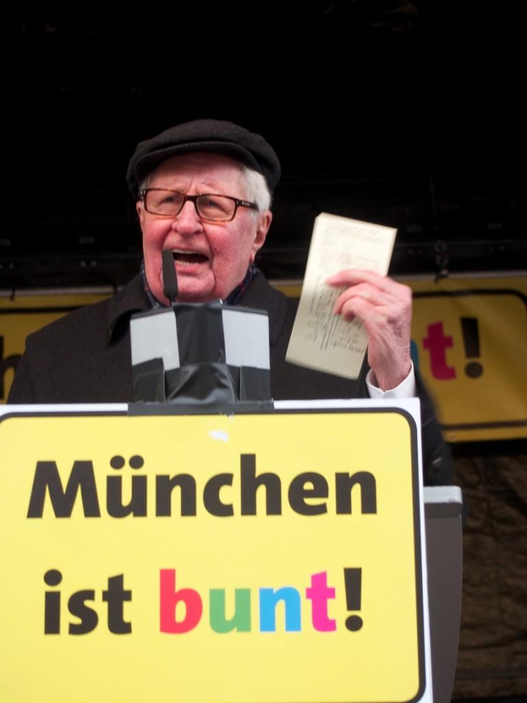 Dr. Hans-Jochen Vogel - Foto: Stefan Lorenz