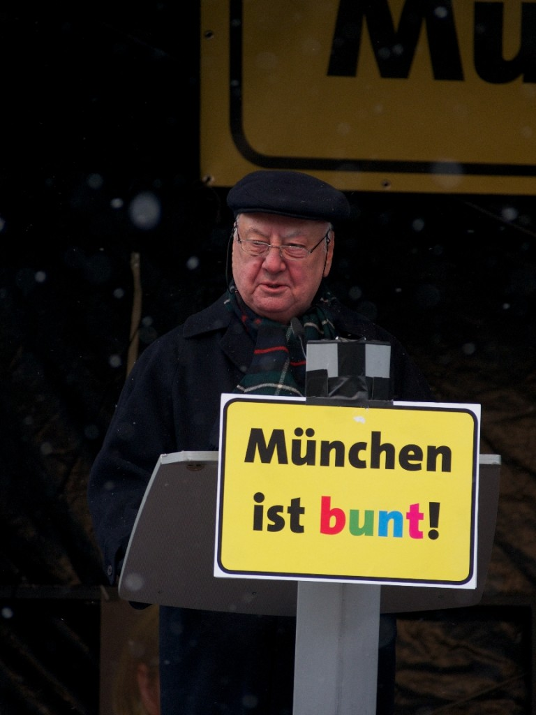 Prof. Werner Huber - Foto: Stefan Lorenz